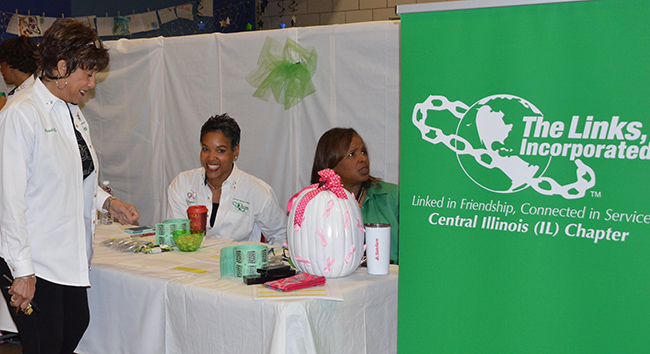 Taking S.T.E.P.S. Health Fair